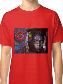 Basquiat´s mind Classic T-Shirt