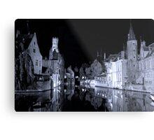 Brugges (A world heritage site) Metal Print