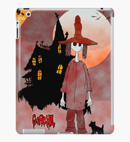 Gothic Hill iPad Case/Skin