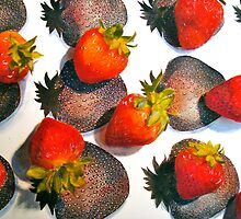 Strawberries by ©Janis Zroback