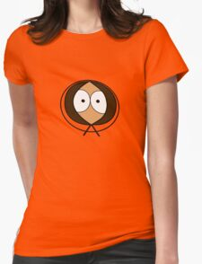 Kenny from south park Womens Fitted T-Shirt