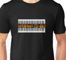 Vintage Yamaha CS-80 Synthesizer Unisex T-Shirt