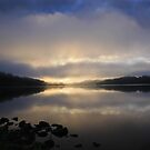 Loch Affric sunrise 2 by beavo