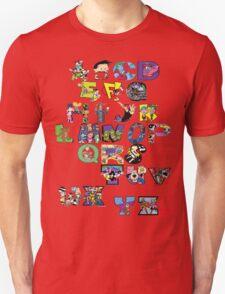 Saturday Morning Cartoons! T-Shirt