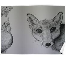 Hello Mr Fox! Poster