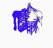 Chest Cavity Blue Unisex T-Shirt