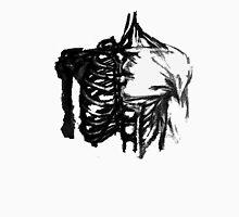 Chest Cavity Black Unisex T-Shirt