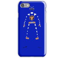Power Rangers Dino Thunder Blue Ranger iPhone Case iPhone Case/Skin