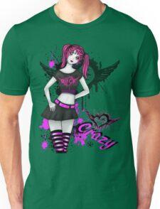 Crazy Amy  Unisex T-Shirt