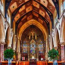 Manvers Street Baptist Church  by LudaNayvelt
