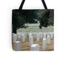 The Stregnth of our Fallen Soldiers Tote Bag