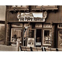 Gatlinburg, Tennessee Series, #5... The Old Timey Photo Shop, 3rd Picture   Photographic Print