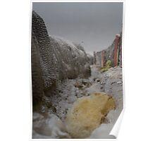 Sulfur Canyon Poster
