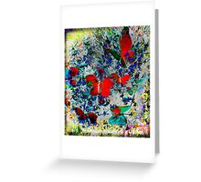 My fervent little butterfly Greeting Card