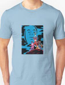 Star Wars inspired Power Rangers design! T-Shirt