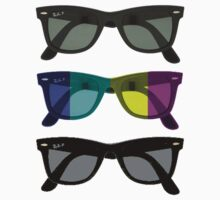 ray bans tri by ahadley93