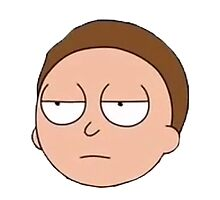 Rick and Morty-- Annoyed Morty Face by lovecooks