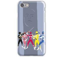 Power Rangers - Power of Zordon iPhone case iPhone Case/Skin