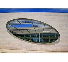 Champalimaud Foundation. Lisbon Photographic Print