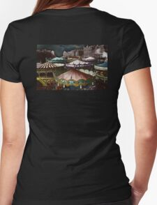 Carousels Womens Fitted T-Shirt