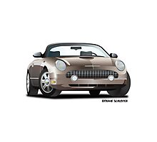 2002-2005 Ford Thunderbird Photographic Print