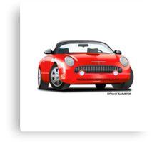 2002-2005 Ford Thunderbird Canvas Print
