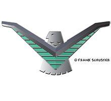 Thunderbird Emblem by Frank Schuster