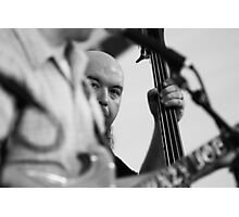 Ace of Bass Photographic Print