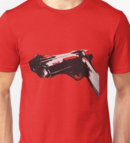 I drew a gun today Unisex T-Shirt