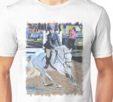 Determination - Horseshow T-Shirt or Hoodie Unisex T-Shirt