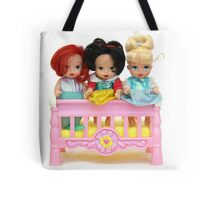 From The Crib To The Castle Tote Bag