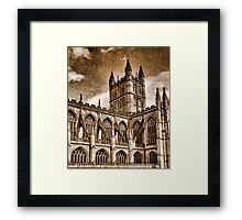 Roman Bath Framed Print