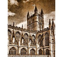 Roman Bath Photographic Print
