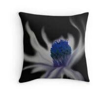 Where the River Leads  Throw Pillow