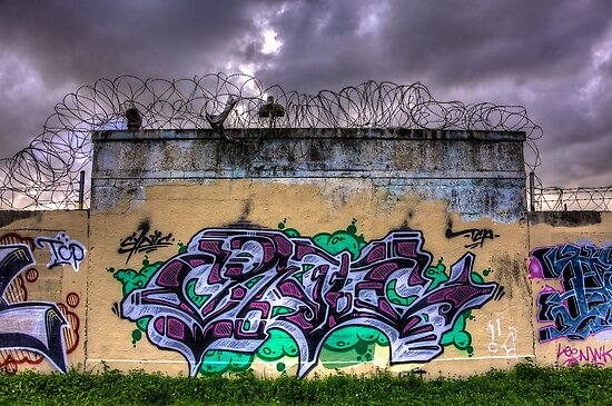 Urban Wall by njordphoto