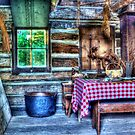 Log Cabin by Mariano57