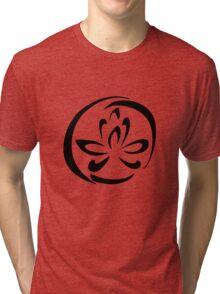 The Blind Banker (sans text) Tri-blend T-Shirt