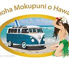 Bus on Hawaii by Frank Schuster