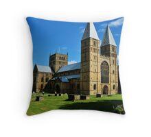 Southwell Minster Throw Pillow