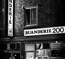 Neon Laundry by montserrat