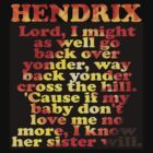 Hendrix -  by grant5252