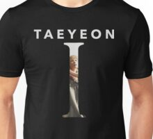 Girls' Generation (SNSD) Taeyeon 'I' - 3 Unisex T-Shirt