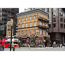 The Albert - Pub - Central London Photographic Print