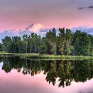Reflections of a Summer day by KBritt
