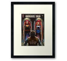 AS - The Creations of Dr Gero Framed Print