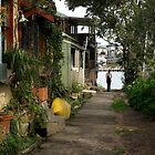 Quiet Balmain Backstreet by Nick Wilsher
