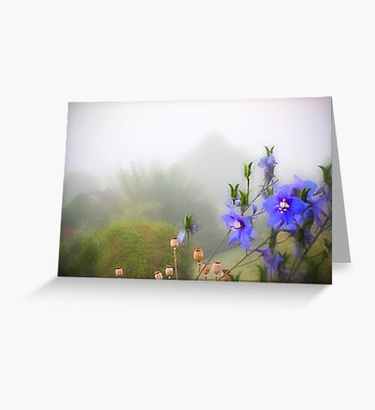 The autumn days of summer Greeting Card
