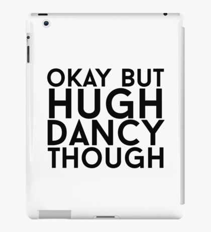 Hugh Dancy iPad Case/Skin