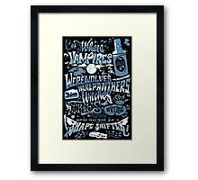 Merlotte's Framed Print