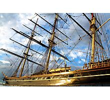 CUTTY SARK GREENWICH LONDON Photographic Print
